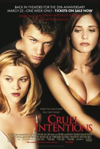 Cruel Intentions: 20th Anniversary Rerelease