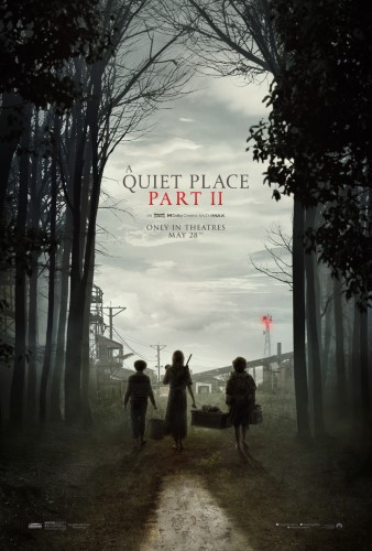 A Quiet Place Part II with LIVE Q&A